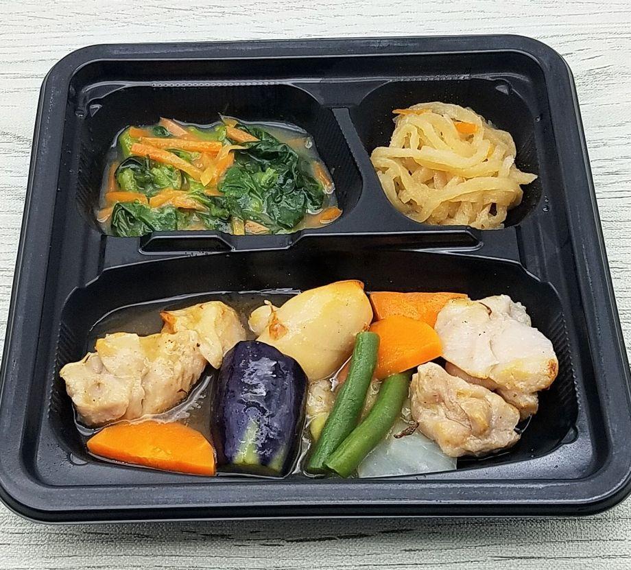 coopおかずセット「鶏肉と彩り野菜の照り焼き」