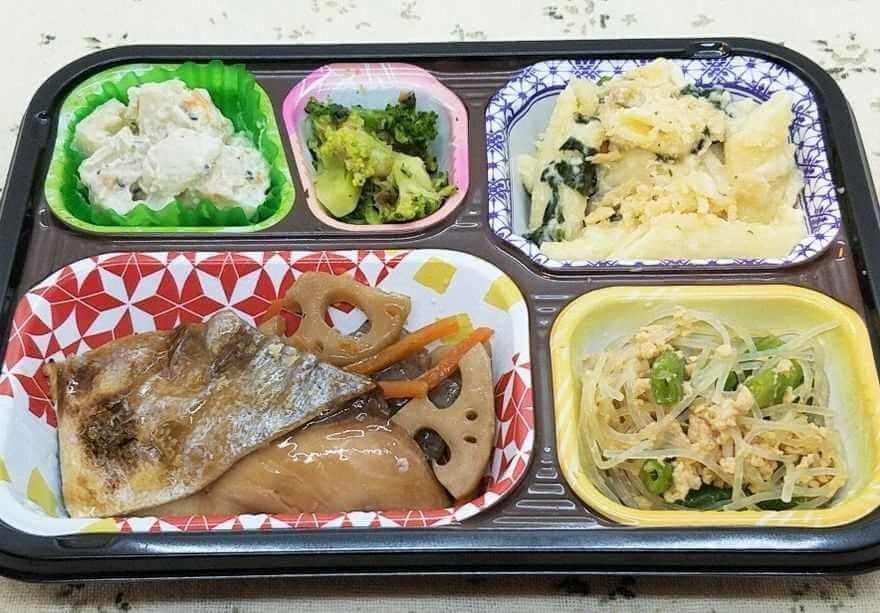 高齢者向け宅配弁当人気ランキング・1位ワタミの宅食(1)