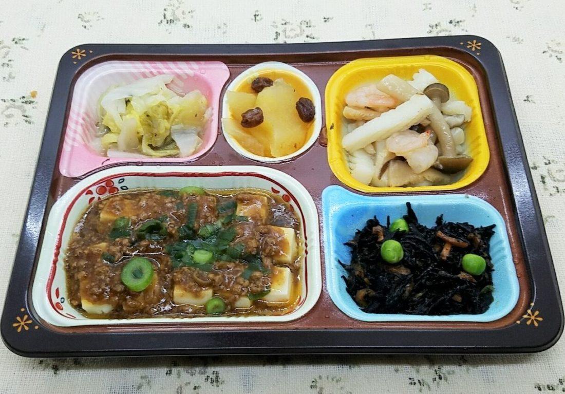 食宅便の口コミ&評判・麻婆豆腐