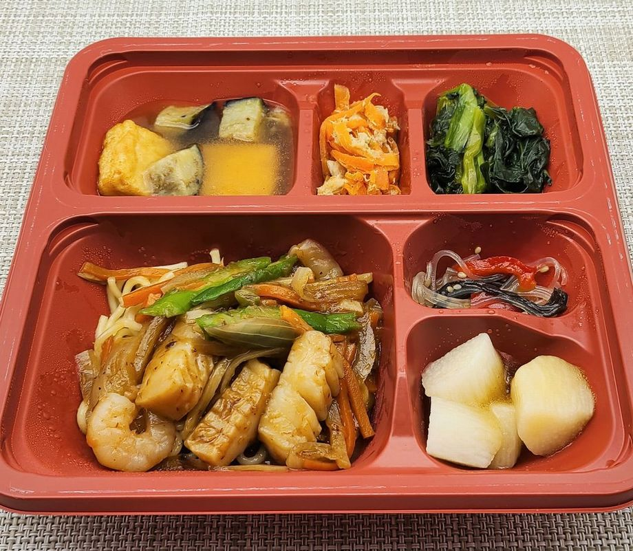 ヨシケイの冷凍弁当・バラエティミール