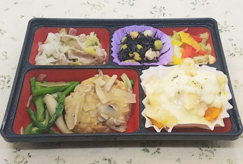 東京の6つのコープの宅配弁当・東都生協・国産応援ご膳
