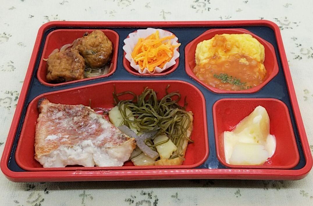 東京のコープの宅配弁当・東都生協「おかずコース」