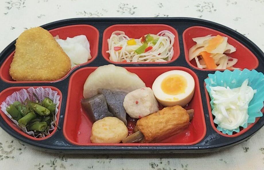 宅配弁当人気おすすめランキング・コープの宅配弁当(1)
