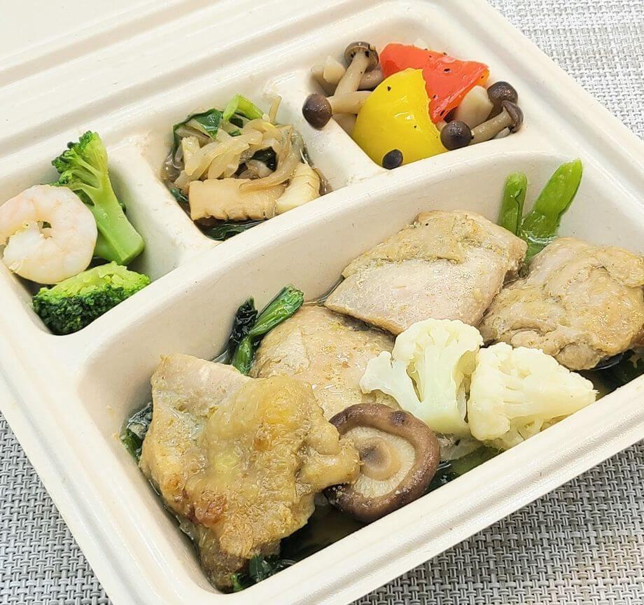宅配弁当人気おすすめランキング・ダイエットに最適な宅配弁当・nosh-ナッシュ(2)