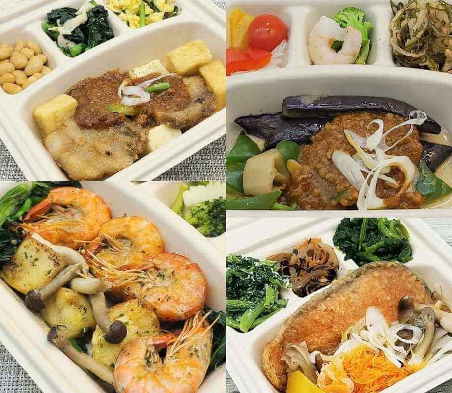 宅配弁当人気おすすめランキング・ダイエットに最適な宅配弁当・nosh-ナッシュ(1)