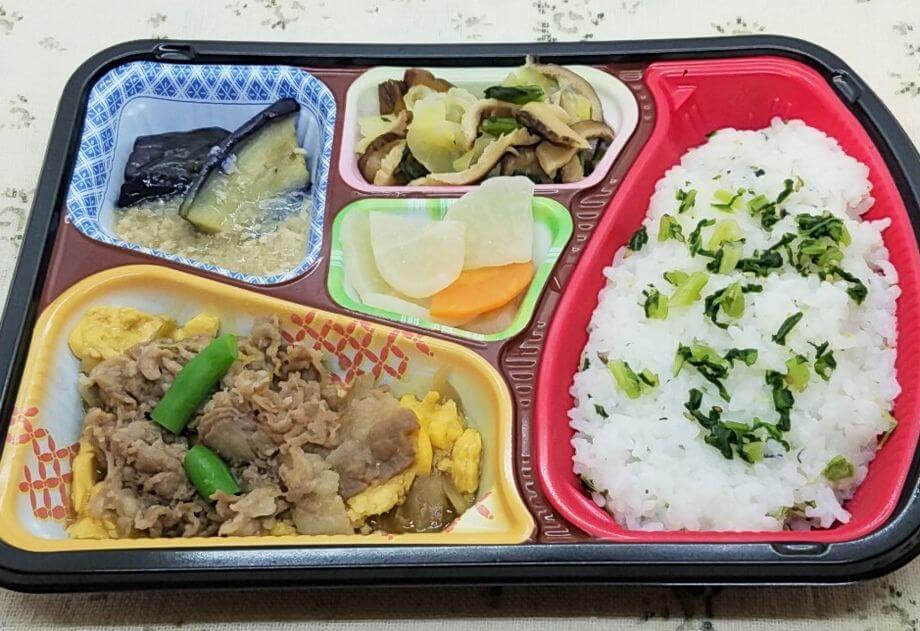 宅配弁当人気おすすめランキング・2位はワタミの宅食(3)