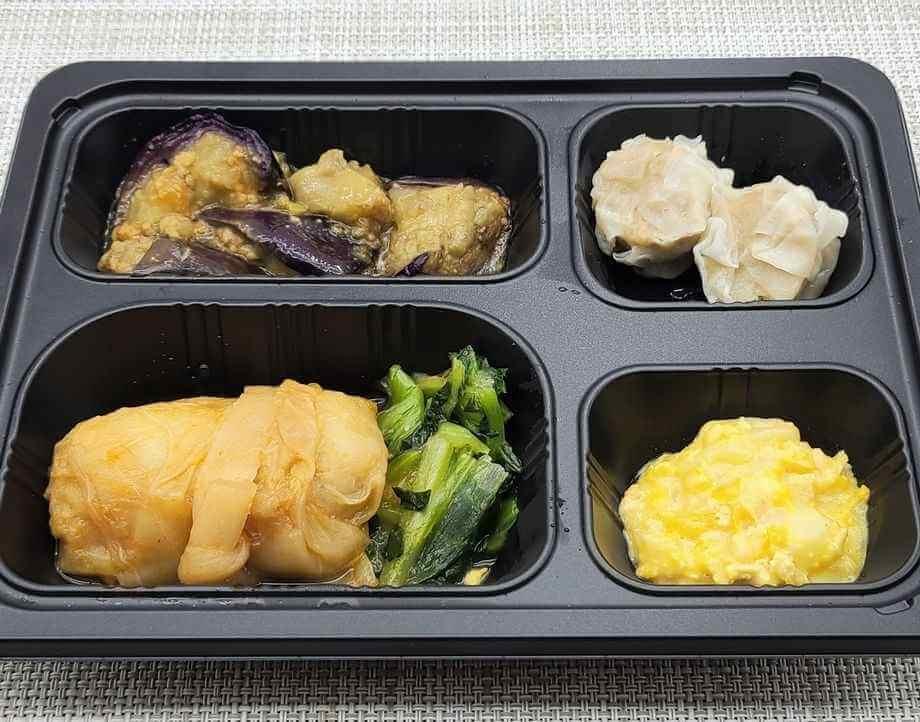 安い宅配弁当ランキング・2位「まごころケア食」洋風ロールキャベツ