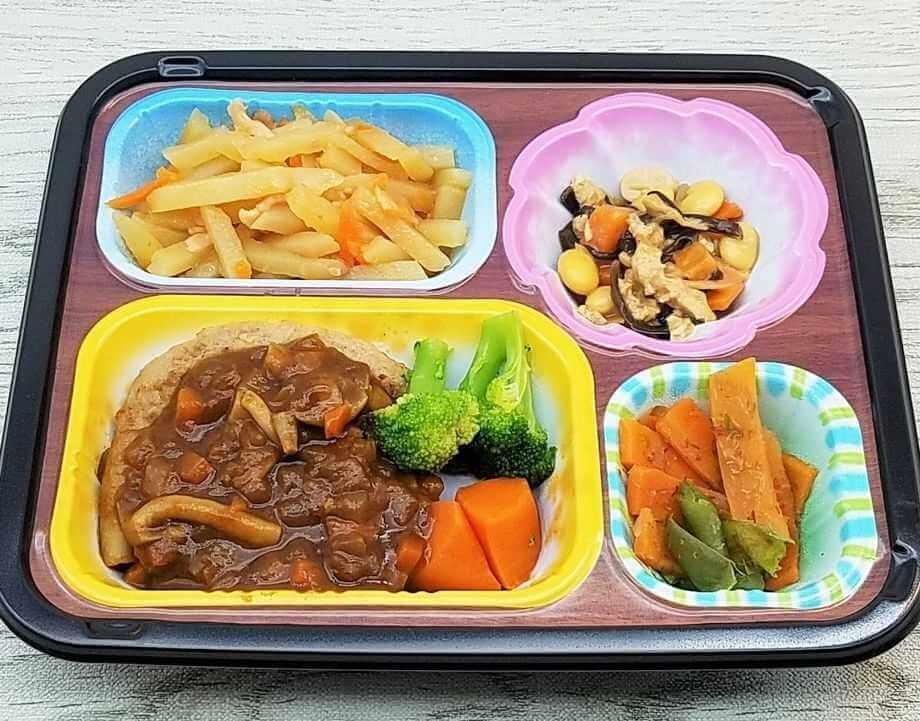 安い宅配弁当ランキング・3位ワタミの宅食・まごころ手鞠(2)