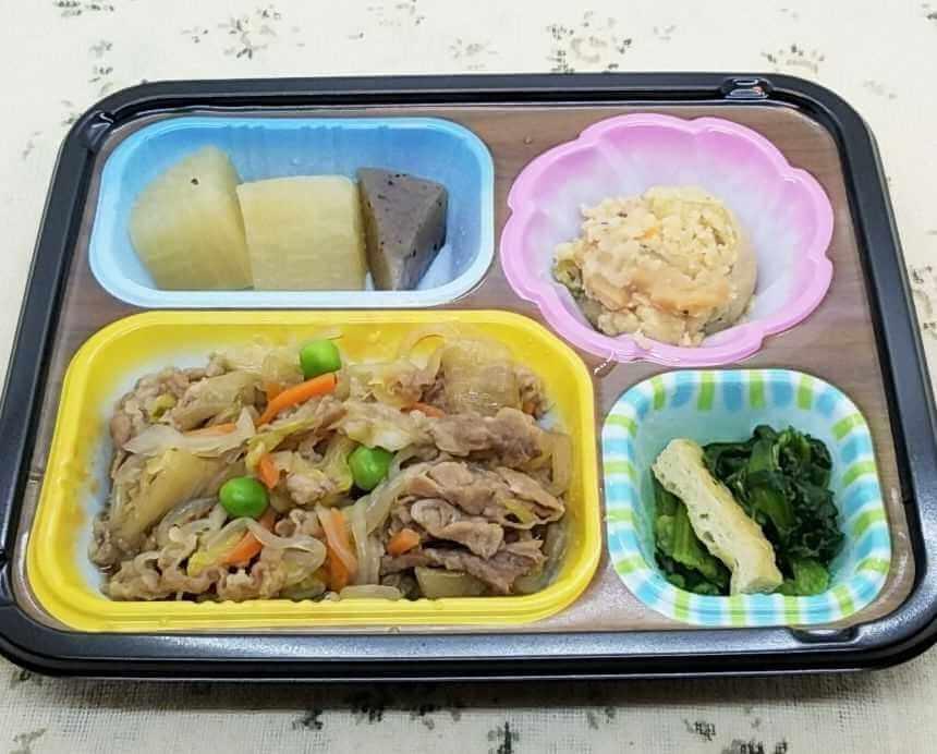 安い宅配弁当ランキング・3位ワタミの宅食「まごころ手鞠」(4)