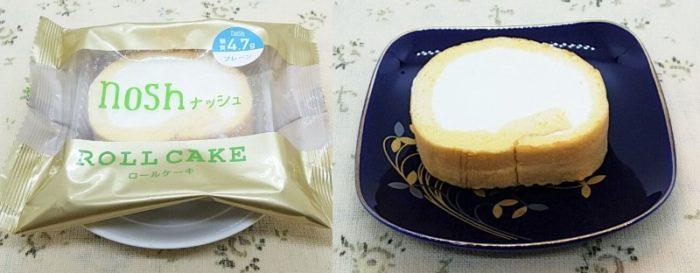 nosh-ナッシュの口コミ・ロールケーキ