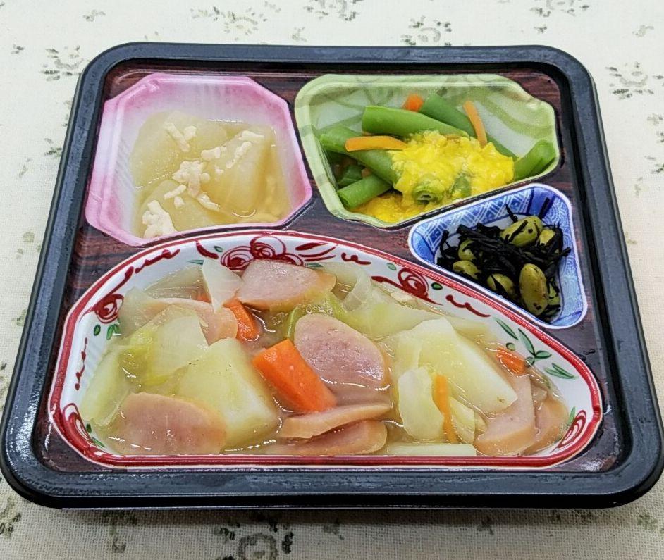 健康的な宅配弁当・はなまる御膳2