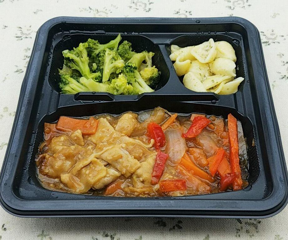 冷凍弁当 野菜