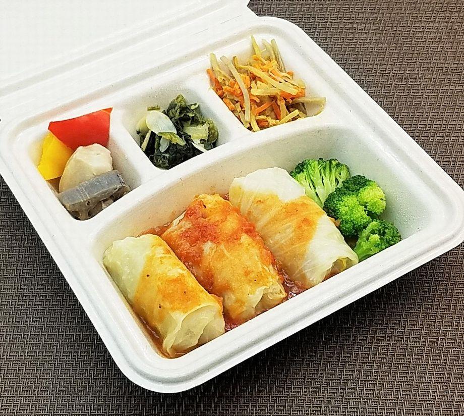 美味しい宅配弁当・nosh-ナッシュ・ロールキャベツ