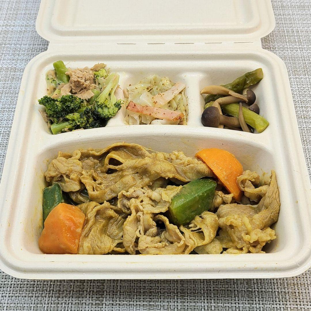 ヘルシーで健康的な宅配弁当・ダイエット向け・nosh-ナッシュ